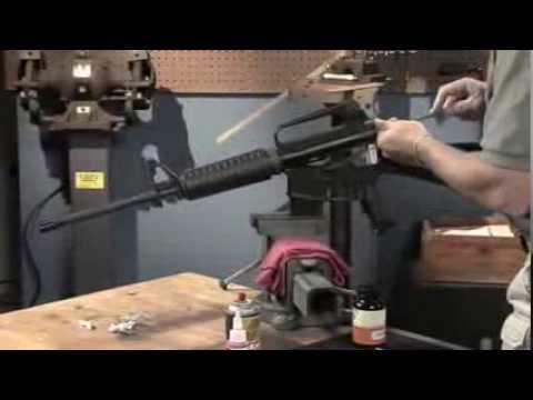 Brownells - AR15: Cleaning and Maintenance