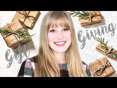 Conscious Gift Giving | green holidays