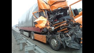 Аварии фур и грузовиков (Выпуск 16)