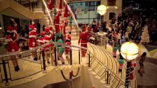 Flash Mob Lizarrán Plaza Norte 2 FELIZ NAVIDAD!!, Merry Christmas!!