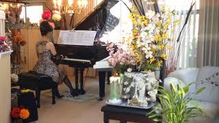 Chàng đi theo nước(Piano cover: Waltz in D-major).