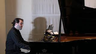 Baryshevskyi plays Messiaen and Murail