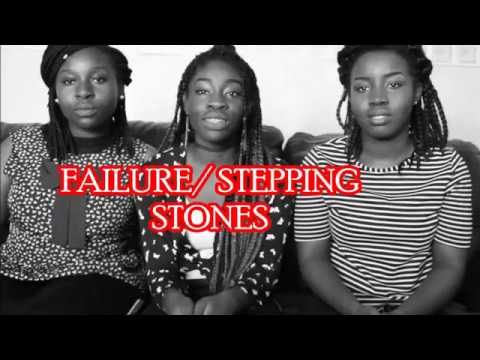FAILURE TO STEPPING STONES- Storytime. (no plan B, outvoted, uni dropout)