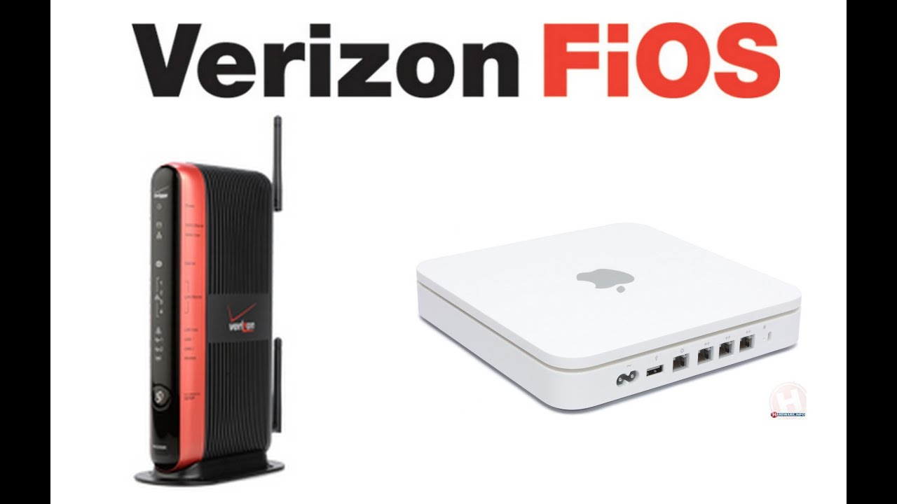 Verizon Fios Router Wiring Diagram 2009 Troy Bilt Bronco Set Up Apple Time Capsule Or Airport With