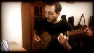 Biancafiore by Cesare Negri (Rocco Saviano,5-course guitar)