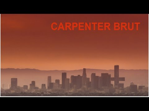 Carpenter Brut - Anarchy Road