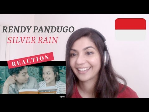 Rendy Pandugo - Silver Rain -- Reaction Video/ INDONESIAN SONG REACTION