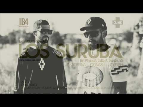 Los Suruba - Aftherapy @ BK, Helsinki (14.04.17)