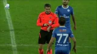 Çaykur Rizespor 1 -  0 Orhangazispor  (02 Aralık 2015) Maç Özeti