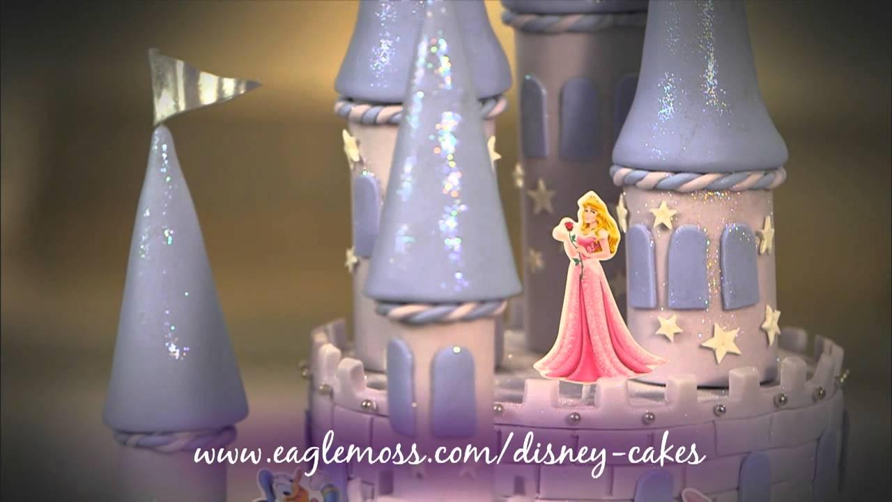 How To Make A Fairy Tale Castle Cake
