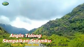 ANGIN TOLONG SAMPAIKAN SALAMKU (Cover) Rinto Nine
