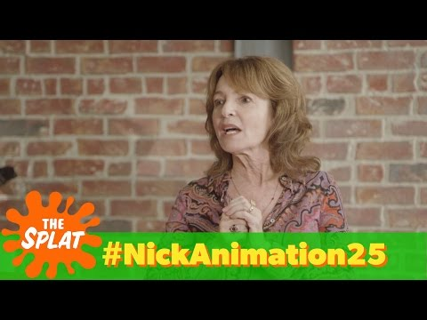 Working at Nickelodeon | On the Orange Couch: Rugrats | The Splat