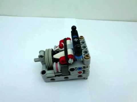 Lego Manual Gearbox