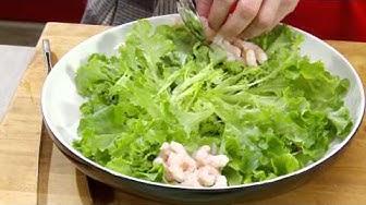 Länsirannikon salaatti