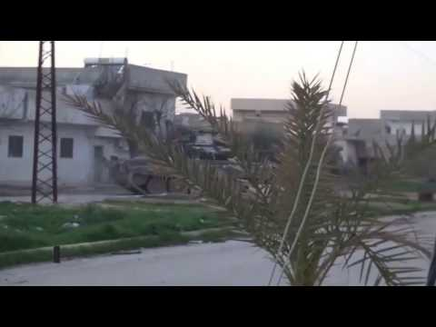 Syrian militants deploy captured T-90 tank in new offensive in Hama