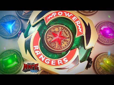 Make A Master Morpher! Power Rangers Legacy Toys! & Insane Story