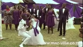 MC Norman & Audrey`s   May 2015 Wedding : GWETA Dance