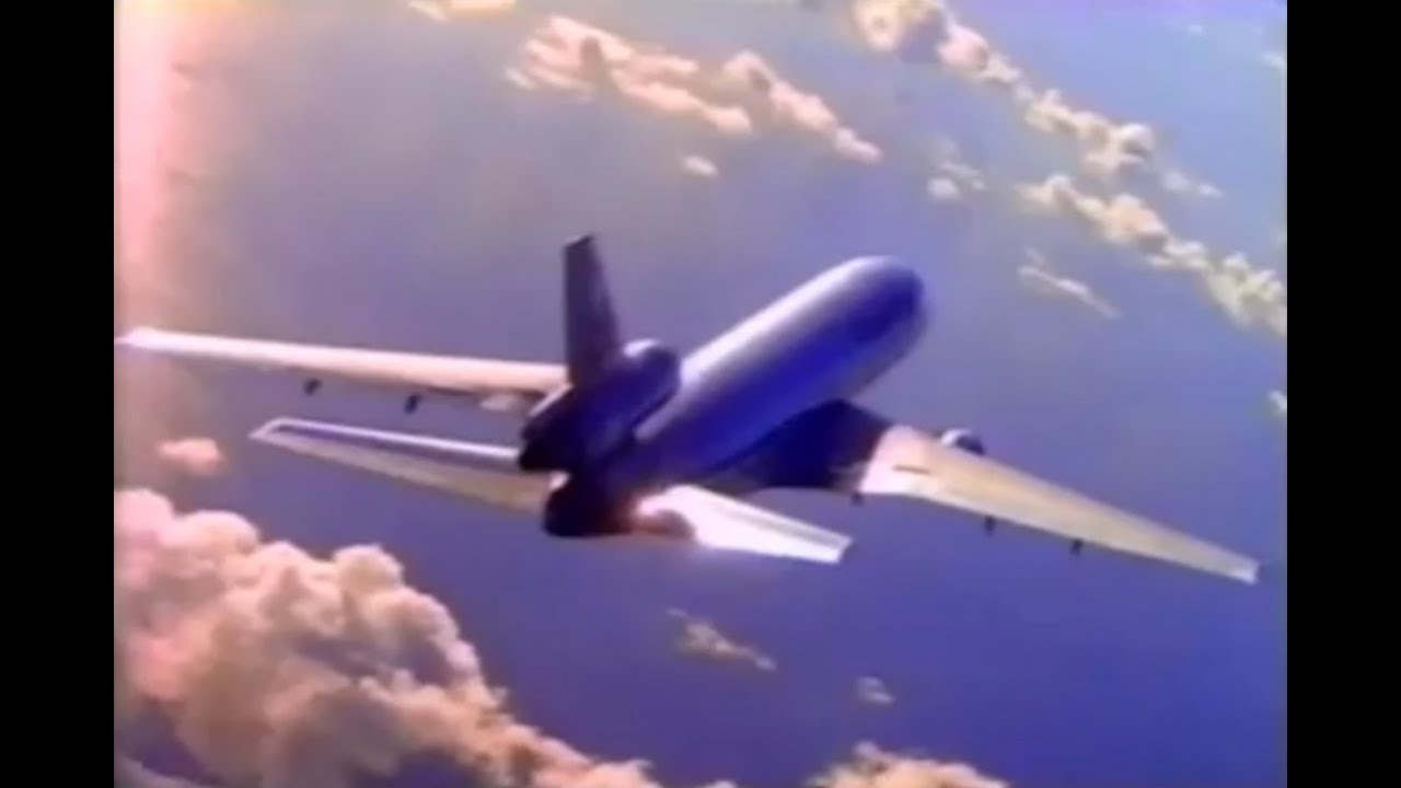 1991 American Airlines Silver Birds Caribbean Commercial