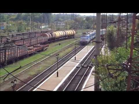 ЧС2-412 с поездом №78Д Мариуполь-Москва