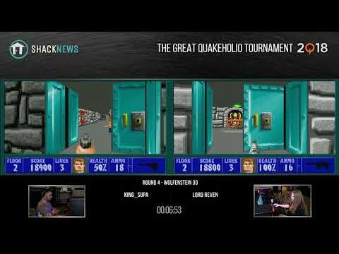 Wolf3D – Fortress Wolfenstein