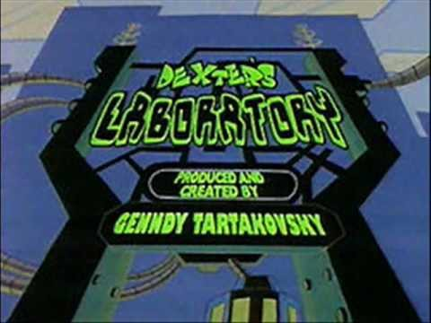 Dexter's Laboratory Beginning and End Theme Songs
