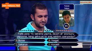 Gambar cover Kim milyoner olmak ister 3 kasım 2014 Veysel Atasoy 390. bölüm