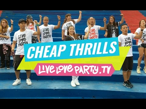 Cheap Thrills | Zumba® | Live Love Party | Dance Fitness