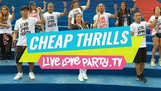 Download lagu Cheap Thrills | Zumba® | Live Love Party | Dance Fitness