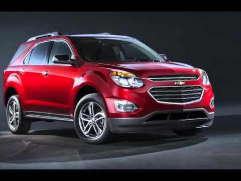 2017 Chevy Equinox Interior And Exterior Youtube