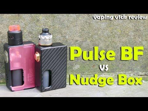 Vandyvape Pulse BF vs Wotofo Nudge - Best Budget Squonk?