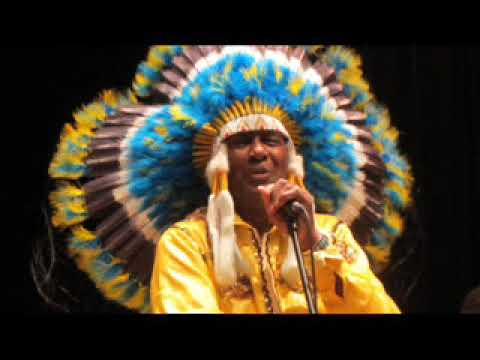 "Eddy ""The Chief"" Clearwater - International House  University Of Chicago; Chicago, IL. 2015"