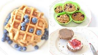 GESUND & Lecker | 3 Frühstücksideen | Charlotte K.