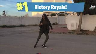 Fortnite In Real Life Tunisian Version 🇹🇳 !!!