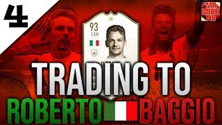 FIFA19 TRADING TO PRIME ICON BAGGIO#5 HOW I EASILY MADE 200K+! BEST TRADING METHOD ON FIFA?