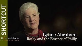 Lynne Abraham on Rocky and the Essence of Philadelphia