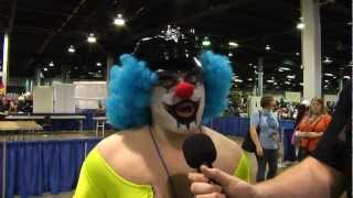 anime central 2011 acen interview with dr rockzo the rock n roll clown