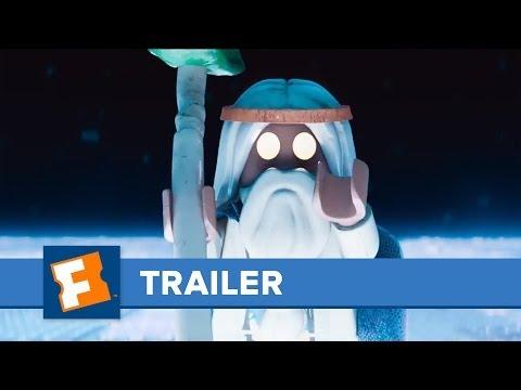 The Lego Movie - Man of Plastic Trailer HD | Trailers | FandangoMovies