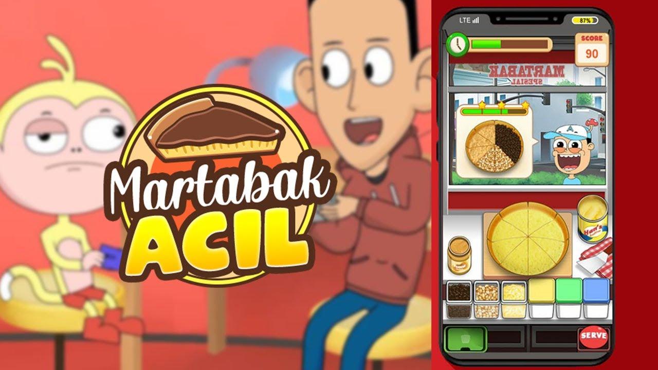 GAME MARTABAK ACIL DARI MAINGAME! (yuk balapan score!) - DALANG PELO