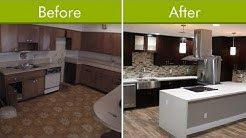Kitchen Remodeling Before & After | West Palm Beach | Veltuz