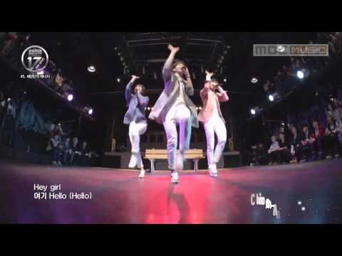 [Vietsub] Team C _ Hello (SEVENTEEN MinGyu, DoKyum, Jun)