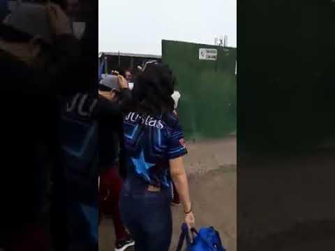 Ñemby: Alumna llegó a olimpiadas de su colegio en helicóptero