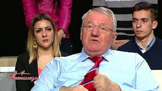 Cirilica - Seselj, Zutic, Dmitrovic, Krstic (Tv Happy 12.02.2018.)