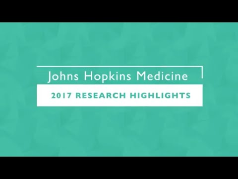 2017 Research Highlights from Johns Hopkins Medicine