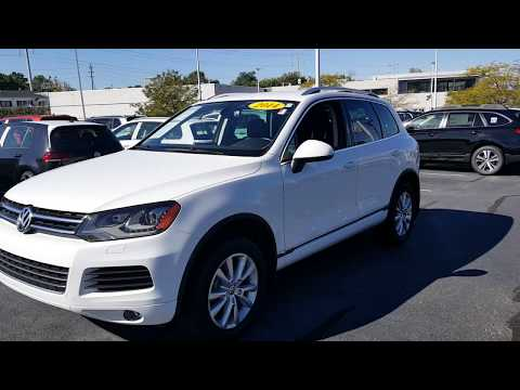 2014 Volkswagen Touareg For Sale Cleveland OH 19802P