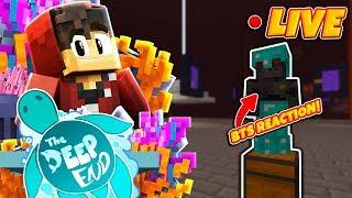 Minecraft: The Deep End SMP! - Graser BTS Reaction!