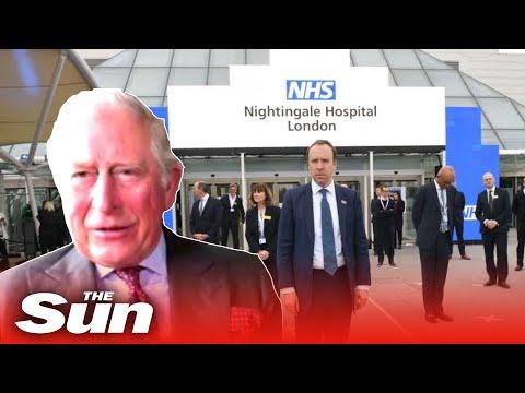 Prince Charles hails