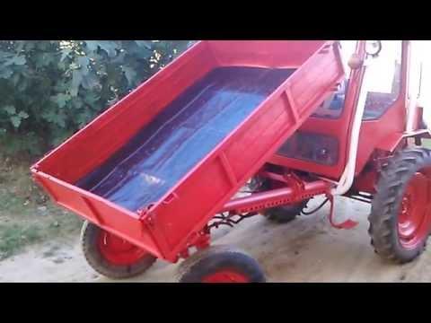 Трактор Трактор самоходно шаси Т16М