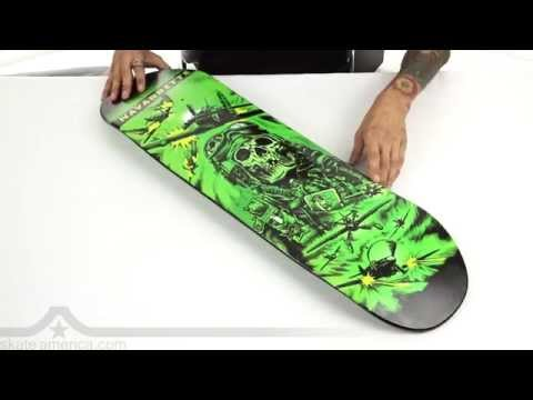 Creature Skateboard Decks Review