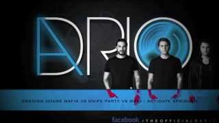 Swedish House Mafia vs Knife Party vs Makj - Antidote Springen (Dario Mashup)