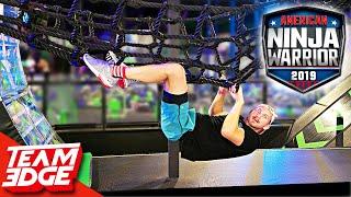 American Ninja Warrior Challenge!!